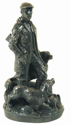 Photo of The Gamekeeper Statue Genesis