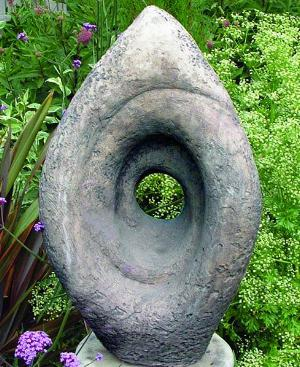 Photo of The Vortex Stone Sculpture