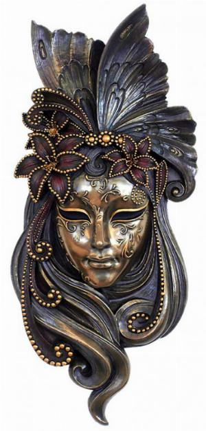 Photo of Venetian Mask Lily (Genesis Fine Arts)