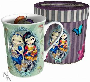 Photo of Alice and Snow White Mug Jasmine Becket-Griffith