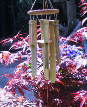 Photo of Bamboo Wind Chime 60 cm