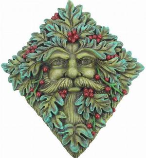 Photo of Berry Beard Wildwood Wall Plaque