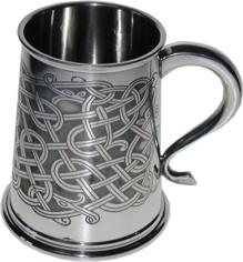 Photo of Celtic Knot Design Tankard