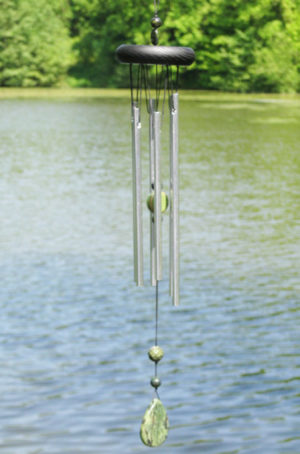 Photo of Chakra Aventurine Wind Chime (Woodstock)