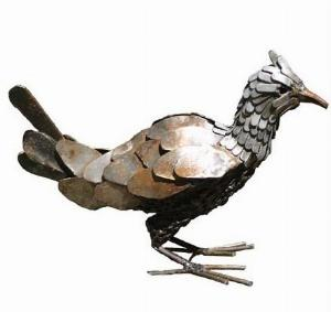 Photo of Chicken Metal Garden Ornament