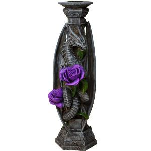 Photo of Dragon Beauty Candle Stick (Anne Stokes)