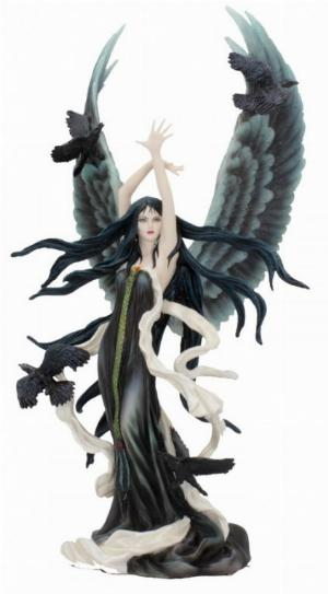 Photo of Faery of Ravens by Nene Thomas Figurine 31cm
