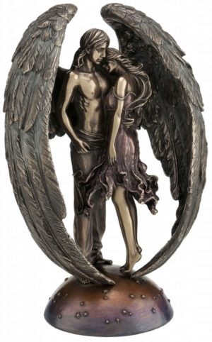 Photo of Forever Love Bronze Figurine Selina Fenech 28 cm
