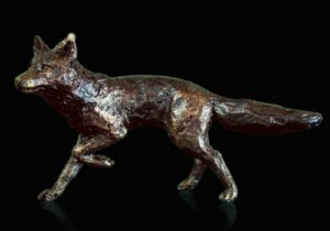 Photo of Fox Bronze Miniature (Butler and Peach)