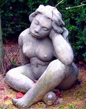 Photo of Gaea Stone Sculpture