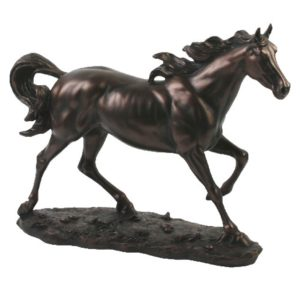 Photo of Galloping Horse Juliana Figurine (Large)
