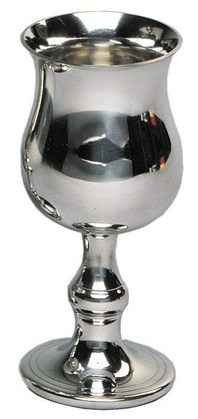 Photo of Georgian Pewter Goblet (Small)