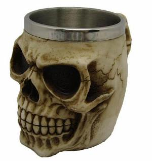 Photo of Grinning Skull Tankard
