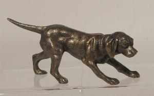 Photo of Gundog Bronze Figurine