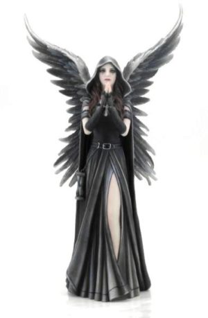 Photo of Harbinger Angel Figurine (Anne Stokes)