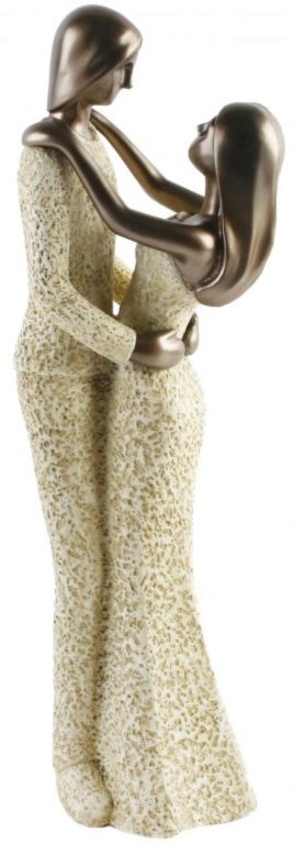 Photo of In Your Arms Couple Figurine 34 cm (Juliana)