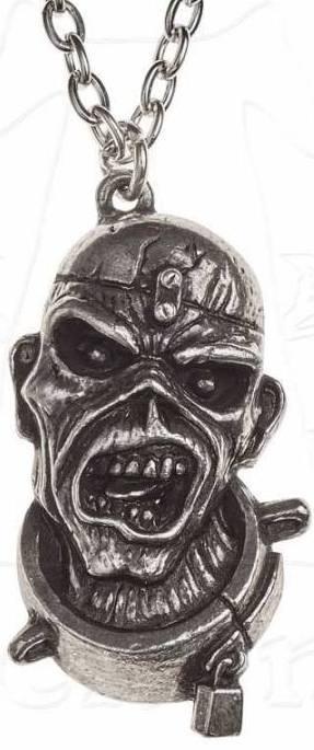 Photo of Iron Maiden Eddie Pendant Piece Of Mind