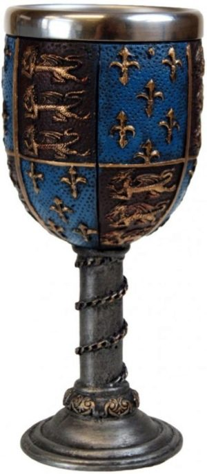 Photo of Medieval Goblet 17cm