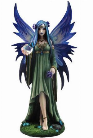 Photo of Mystic Aura Lady Figurine (Anne Stoke)