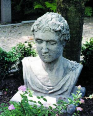Photo of Paris Stone Bust