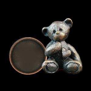 Photo of Penny Bear with Custom Engraving