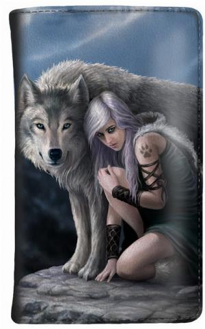 Photo of Protector Wolf Purse (Anne Stokes)