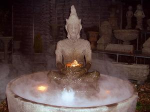 Photo of Serene Buddha Stone Fountain