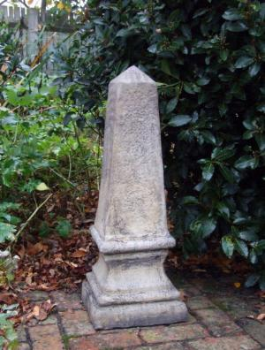 Photo of Stone Obelisk