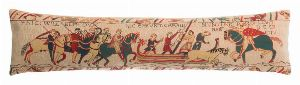 Phot of The Bayeux Tapestry Mathilde Cushion Cover I