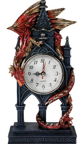 Photo of Time Guardian Dragon Clock