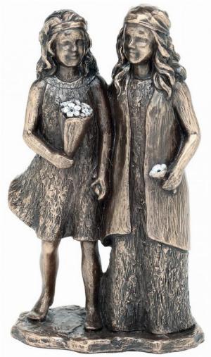 Photo of True Friends Bronze Figurine