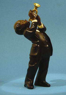 Photo of Trumpet Player All That Jazz Figurine