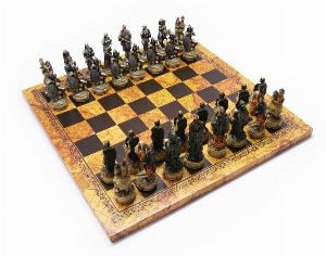 Photo of Undead Chess Set