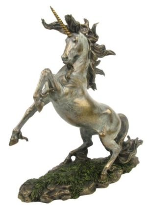 Photo of Unicorn Rampant Figurine (Premier Edition)