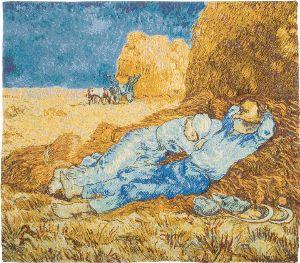 Phot of Van Gogh Siësta Wall Tapestry