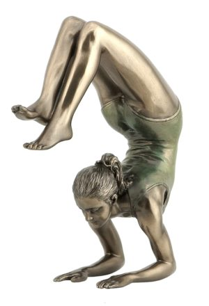 Photo of Vrischikasana Yoga Figurine Scorpion