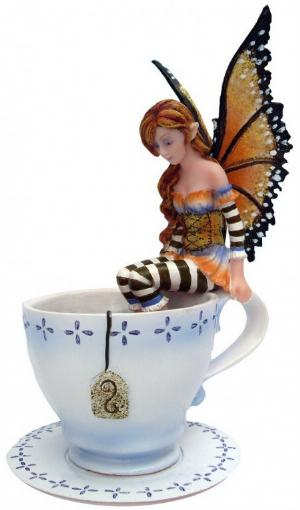 Photo of Warm Toes Fairy Figurine 16cm Amy Brown