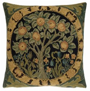 Phot of William Morris Firescreen Tapestry Cushion