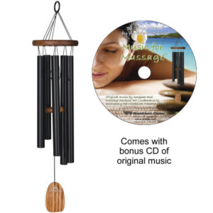 Photo of Woodstock Massage Chime and bonus CD
