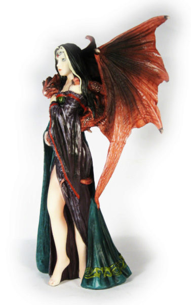 Photo of Soul Mate Figurine (Anne Stokes)