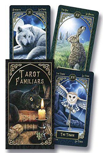 Photo of Tarot Familiar Tarot Cards (Lisa Parker)