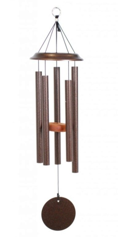 Photo of Corinthian Chime Shenandoah Melodies Copper 27 inches