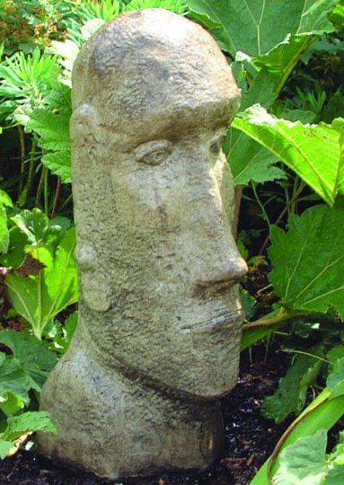 Photo of Easter Island Stone Head