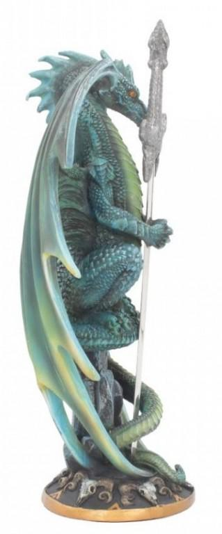 Photo of Forest Dragon Figurine Letter Opener Ruth Thompson