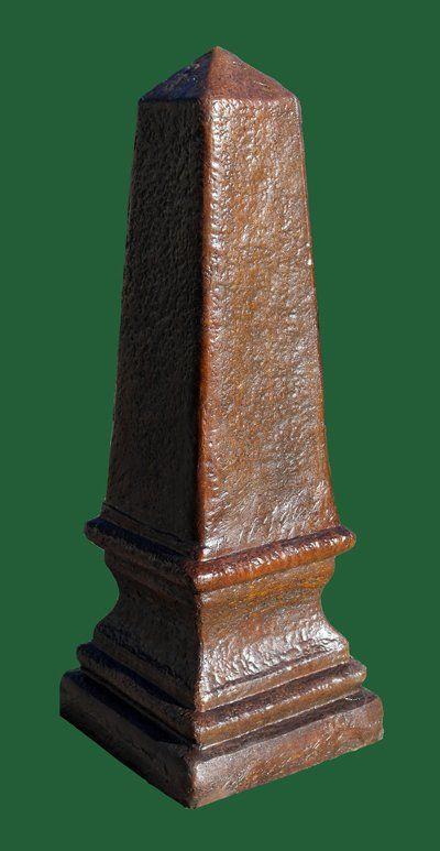 Phot of Stone Obelisk