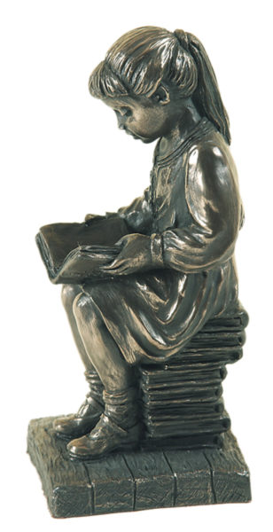 Photo of Study Time (Girl) Figurine