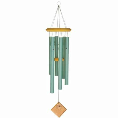 Photo of Woodstock Pluto Chime (Verdigris)