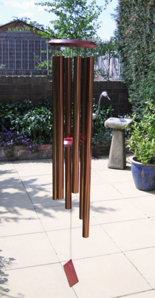 Photo of Woodstock Wind Chimes of Neptune (Bronze)