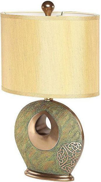 Photo of Celtic Lamp (Genesis Fine Arts)