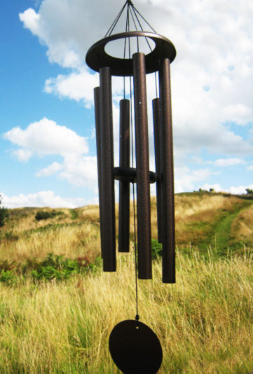 Photo of Corinthian Chime Copper 36 inches